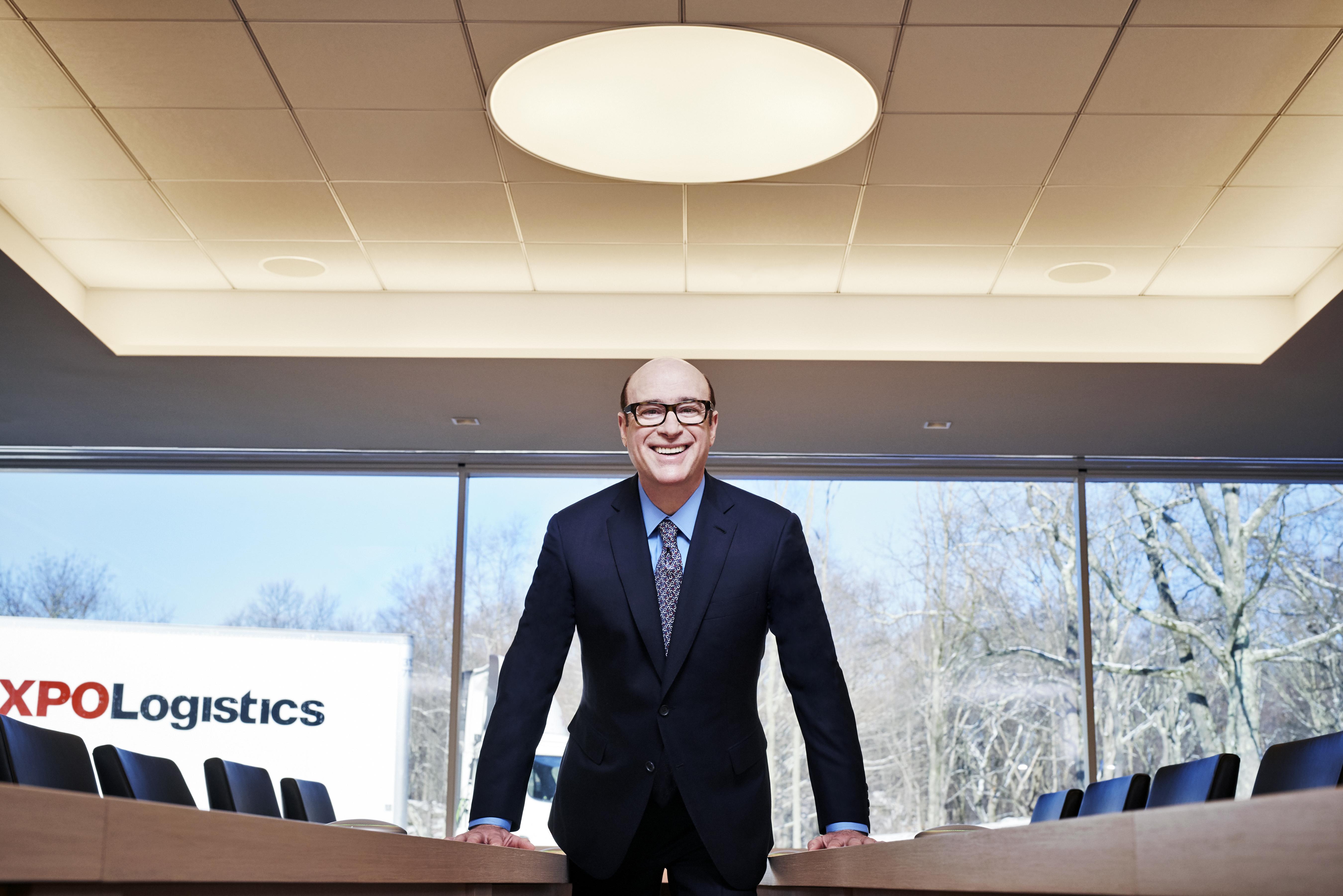 XPO Logistics President and CEO Bradley Jacobs