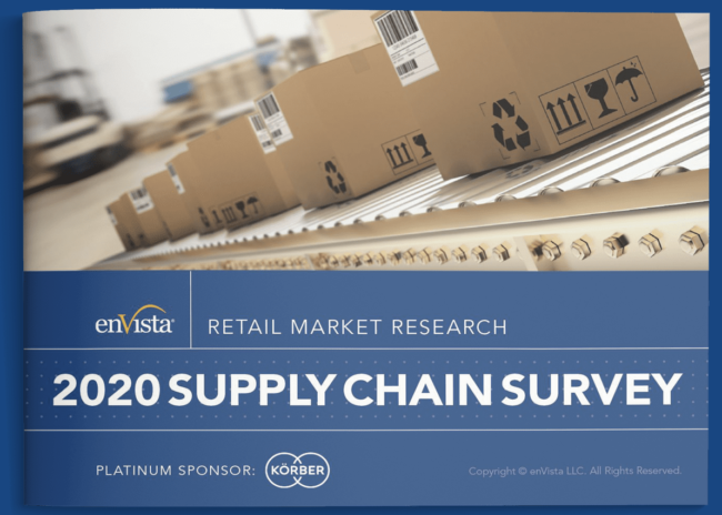2020 enVista Supply Chain Survey