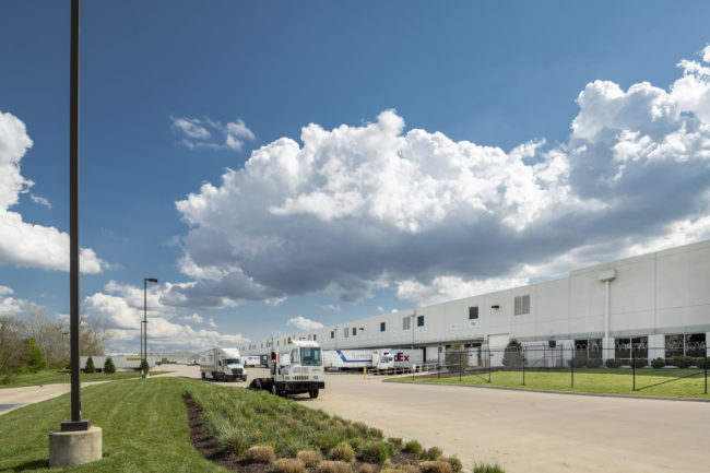 Demand for warehousing on the rise, Prologis says