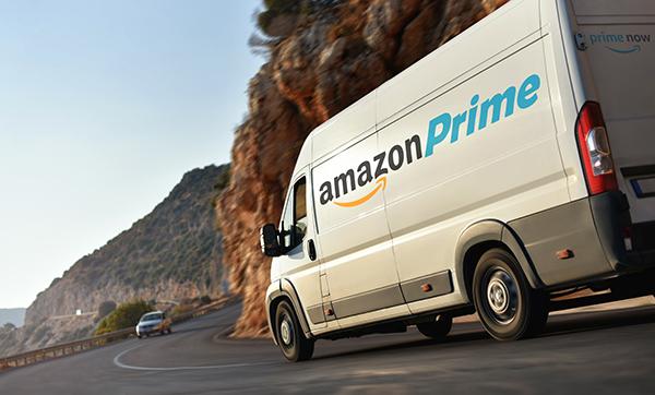 20200615 online only amazon delivery van