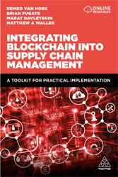 Integrating Blockchain Into Supply Chain Management book cover