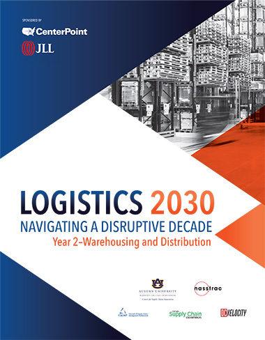 Logistics 2030 – Navigating a Disruptive Decade (Year 2 Report)