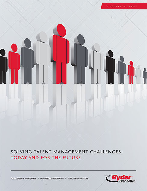 Ryder: Solving Talent Management Challenges Now and In the Future
