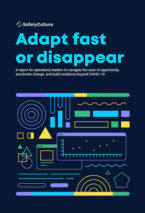 Safety culture operations adapt disappear cover