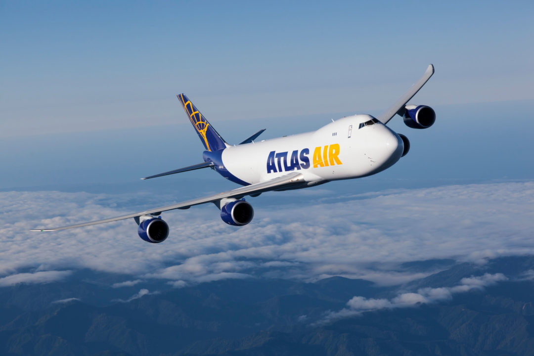 Atlas Air partners with fuel developer on sustainable fuel test flight