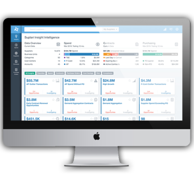 Suplari Launches New Version of Spend Intelligence Cloud