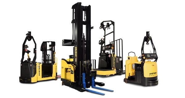 Hyster Joins Association for Advancing Automation