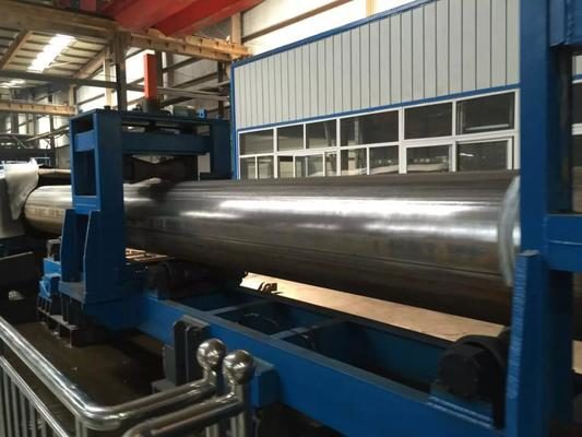 Weld Quality Failure of High Frequency Straight Seam Welded Pipe Unit