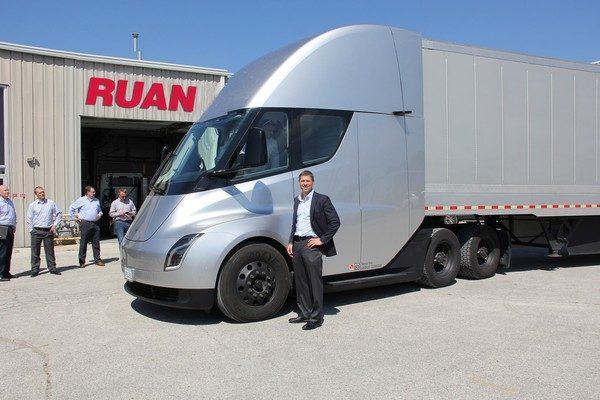 Ruan Named Top Green Fleet