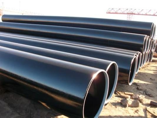 The Pipe Making Principle of ERW High Frequency Welded Steel Pipe