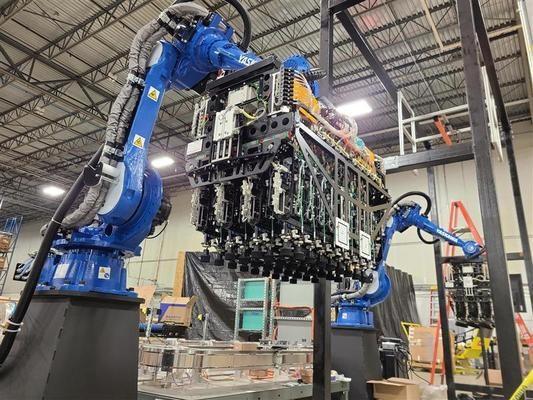 MHS Robotics wins Robotics Innovation Award