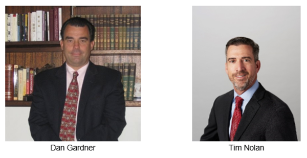 Industry Leaders, Tim Nolan and Dan Gardner, Named to STG Logistics, Inc. Advisory Board