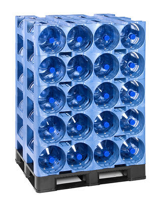 Polymer Solutions International's New Rack Technology Extends Usable Life of 5gal Water Bottles