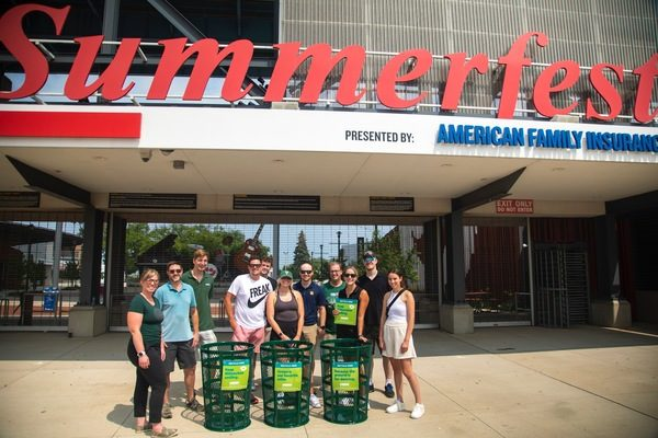 ORBIS and Milwaukee World Festival Inc. Partner on New Sustainability Efforts for Summerfest