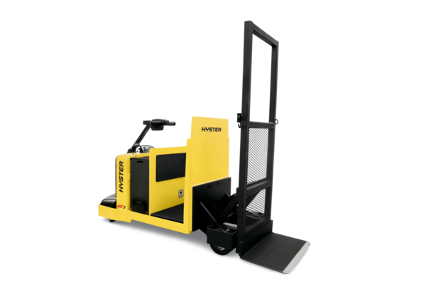 New Hyster Truck Simplifies Unloading and Transportation of Flat-Pack and Odd-Shaped Items