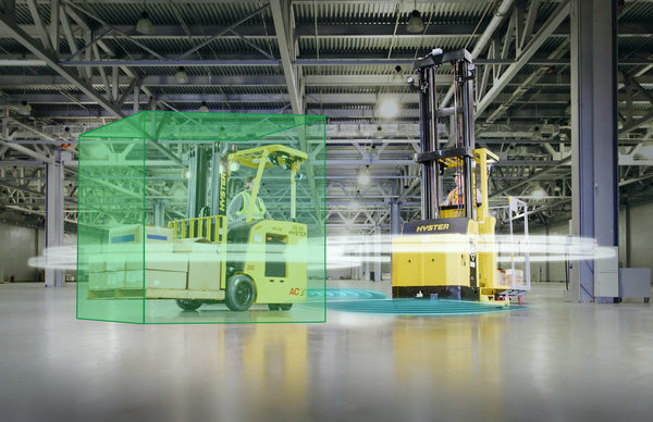 Hyster Introduces Innovative Operator Assist Technology for Lift Trucks
