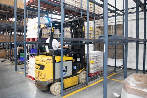 Yale Makes SDCE 100 List for Custom-Spec Lift Trucks at High-Density Goya Foods Facility