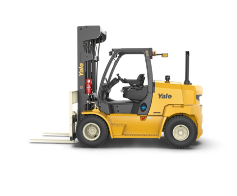 Yale Introduces High-Capacity Lift Truck Designed for Maximum Maneuverability