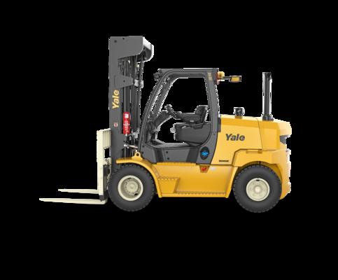 Yale Introduces High-Capacity Lift Truck Designed for Maximum Maneuverability