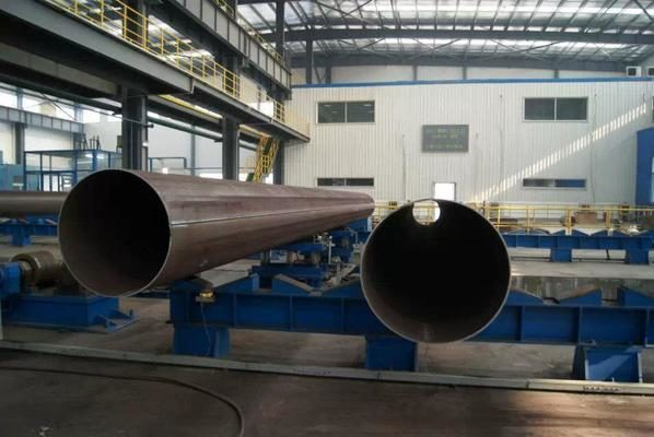 What are the Inspection Methods of ERW Straight Seam Welded Pipe?