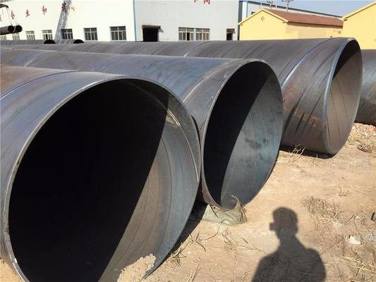 Quality Inspection of Spiral Steel Pipe