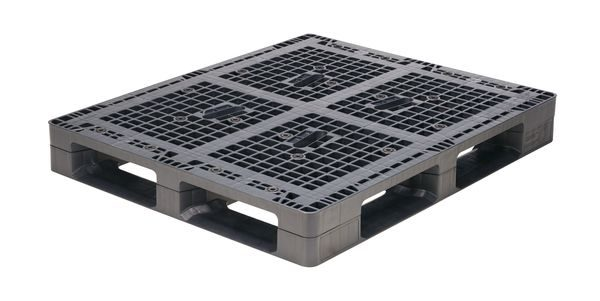 ORBIS Corporation Offers New Plastic Pallet For Heavy-Duty Racking Applications