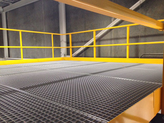 Forming Custom Access Solutions with Prefab Equipment Platforms