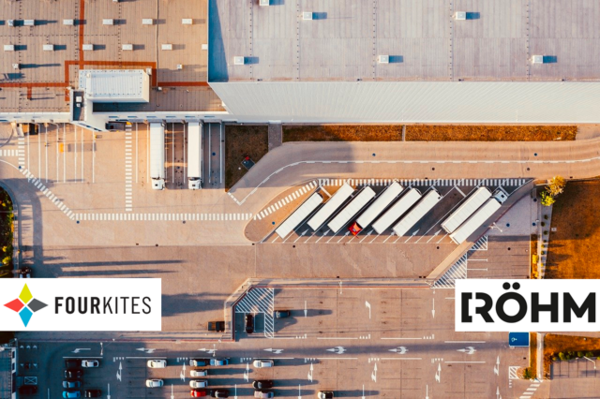 Roehm Partners with FourKites to Offer Customers Unprecedented Real-Time Visibility into Shipments