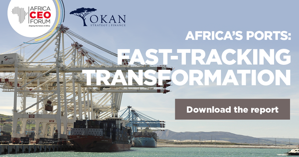 Transforming Africa's ports: six recommendations for a world-class port sector