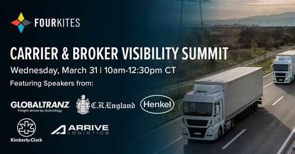 FourKites To Host Third-Annual Supply Chain Visibility Summit  for Carriers and Brokers