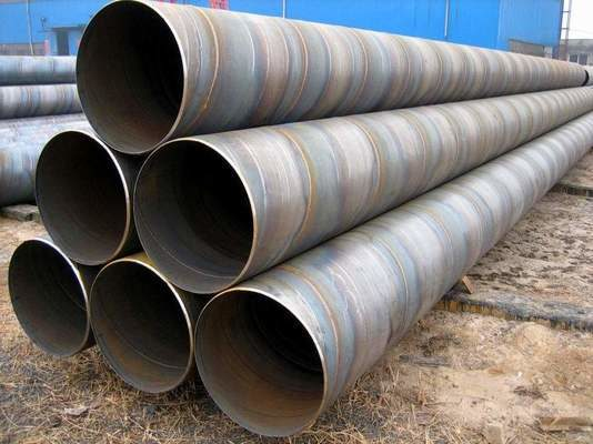 Quality Inspection Standard of Spiral Steel Pipe before Delivery