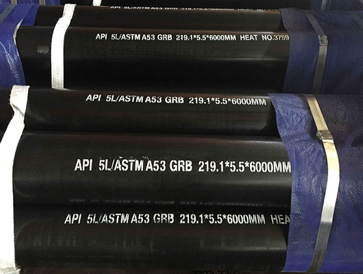 The Difference Between ASTM A53 and ASTM A106 Seamless Steel Pipes