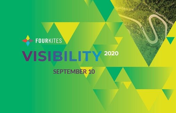 Global Supply Chain Leaders to Convene at FourKites Visibility 2020 in Largest-Ever Virtual Summit