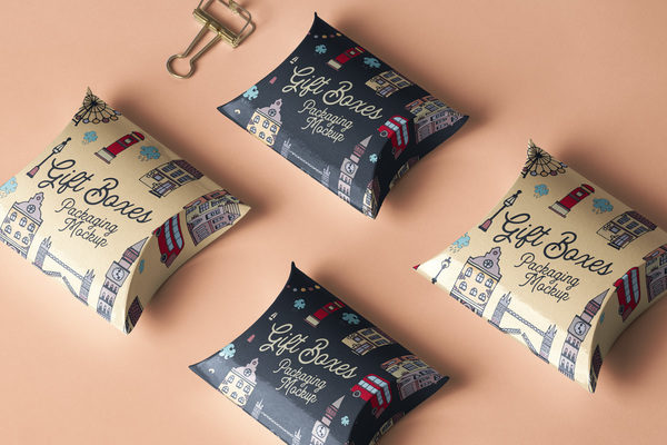 Should We Use Die-Cut Pillow Boxes For Product Promotion?
