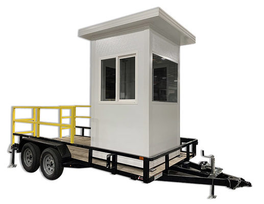 Mobile Guard Booths Create a Dynamic Security Force Across Large Campuses