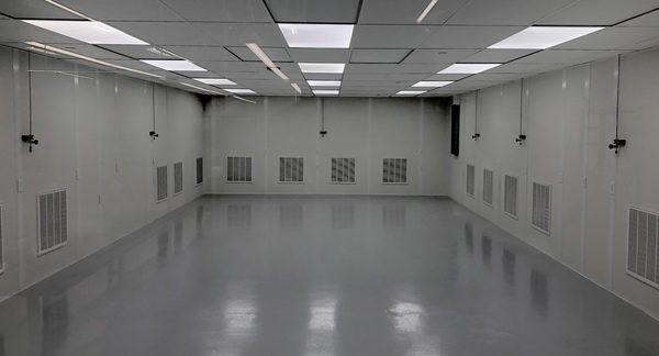 Panel Built Cleanrooms Can Create Positive and Negative Pressure Environments