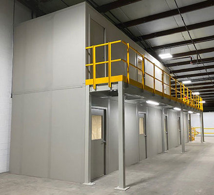 Facilities Upgrading with Modular Find Greater Future Flexibility
