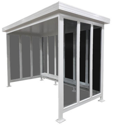 Panel Built Transit Shelters Offer an Economical, Convenient Shelter Solution