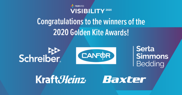FourKites Recognizes Supply Chain Leaders At 2020 Visibility Conference