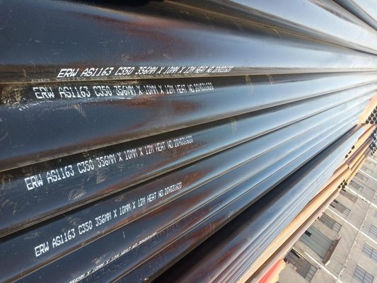 Characteristics of Weld Seam of ERW Steel Pipe