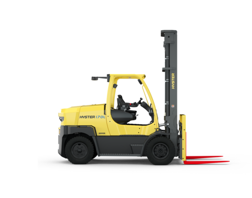 Hyster Pushes Integrated Lithium-ion Power Forward with Higher Capacity Lift Truck
