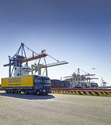 Dachser Mexico deepens trade partnership with Brazil with new LCL service