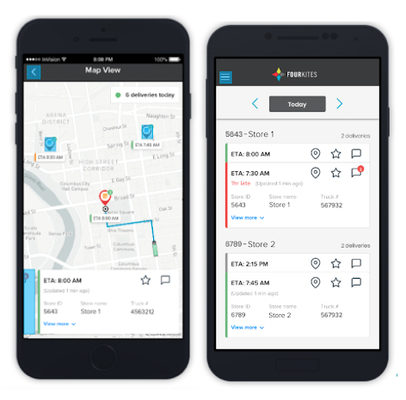 New FourKites Features Improve Safety and Productivity of Frontline Supply Chain Workers